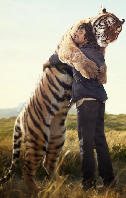 Me and my tiger